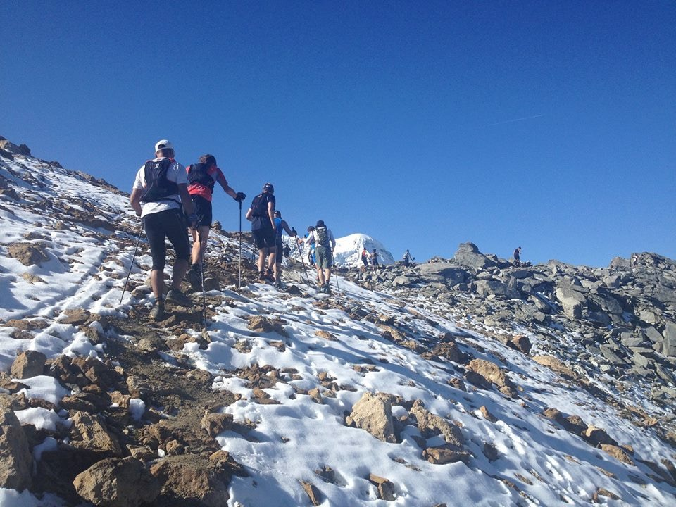 4. klim naar de Gornergrat