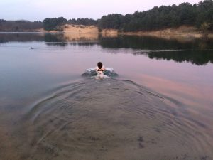 Ik wil alleen maar Zwemmen